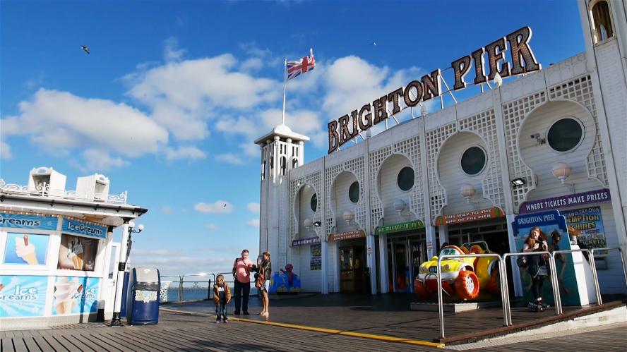 Brighton st Giles
