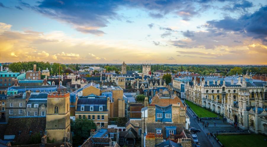 Cambridge st Giles
